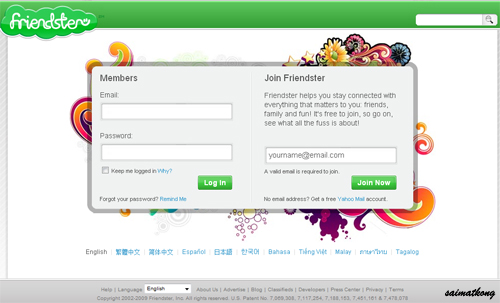 Friendster now owned by MOL – Malaysian Company, Berjaya Group