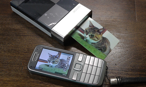 Dell Mobile Printer via Bluetooth