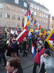 Copenhagen - Climate Change - March of the Peoples