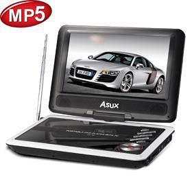 Asux DA-792 98 Inch Portable DVD Player by Vostrostone