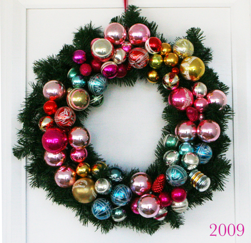wreath full bright