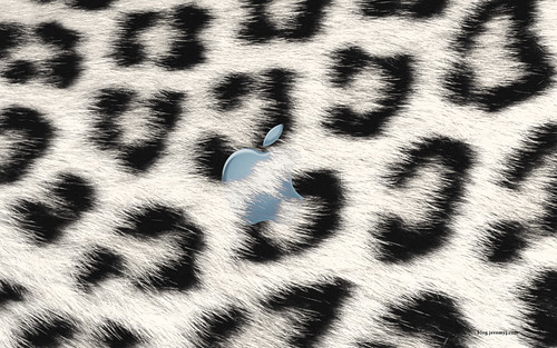 Wallpapers For Mac Leopard. Snow Leopard Mac OS X Desktop