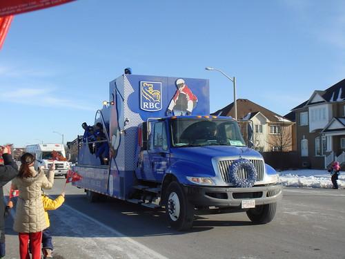 Sponsor Vehicles Work The Crowd