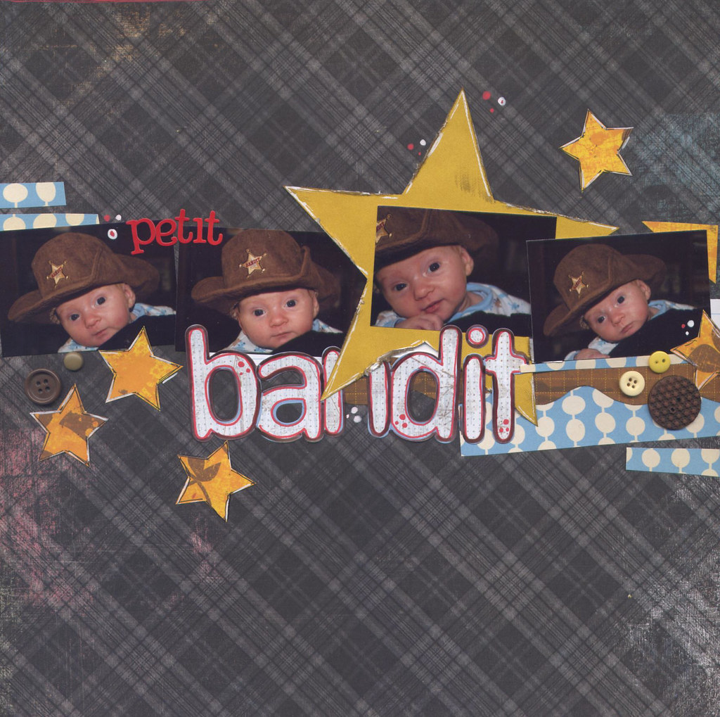 5 janvier - Mon petit bandit 4194586961_12fca48d9c_b