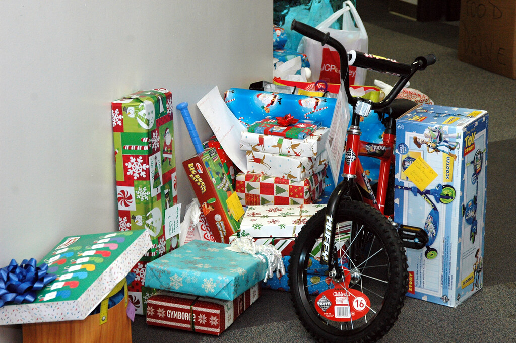 2009 Christmas Toy Drive