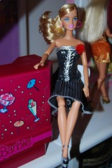 (Michel & his dolls) Tags: pinkbox vintagebarbie malibubarbie fashionistasbarbie skifunmidge cutiefashionistas