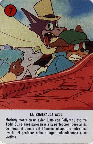 La esmeralda azul 7