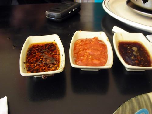 BP - Sauces