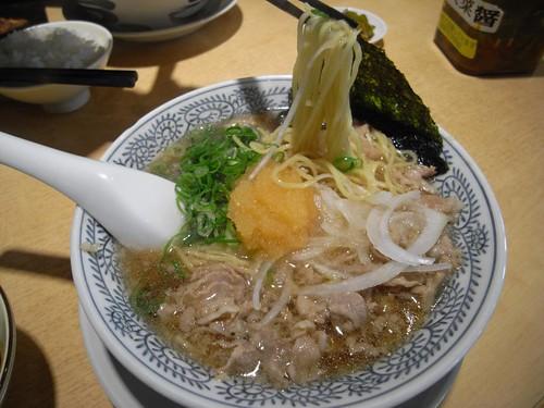 丸源ラーメン(二条大路店)@奈良市-11