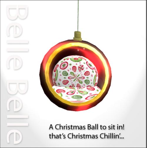 """Belle Belle- Christmas Chillin"""""""