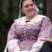 Donna Daniels as Mary Lincoln