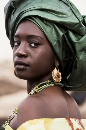 Femme malienne