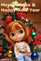 Merry X'mas Happy new year