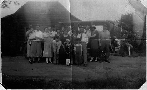 Family in Lodi, NJ, c. 1925