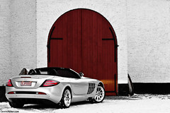 SLR. (Denniske) Tags: slr canon photography eos mercedes benz is hp shoot december photoshoot belgium belgique belgi convertible automotive mc westvlaanderen mclaren 09 l shooting mm 12 pk dennis 19 70200 2009 f28 ef 19th laren kortrijk roadster cabriolet marke westflanders 626 fotoshoot noten bhp lseries llens 40d denniske dennisnotencom
