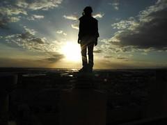 A life's soundtrack (ACID FOOL) Tags: new portrait sky espaa sun sol girl silhouette set clouds self contraluz atardecer fly kid spain chica adolescente acid young lisa teen cielo mind nubes indie teenager silueta overdose fool joven volar tumblr tumbrl ceinos