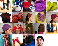 2009 review in knits