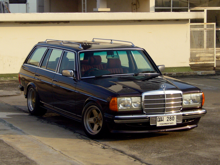 W123 Official Photo Gallery Thread Page 113 Mercedes