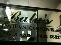Balu's Indian Cuisine