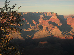 Sunset at Grandview Point Photo