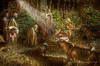 bearing gifts we traverse afar (Kris Kros) Tags: family church saint st photoshop work joseph photography gold star three cow high catholic christ sheep dynamic mary jesus great donkey first charles christian well usual virgin gifts camel kings kris christianity names done betlehem range gaspar nativity hdr balthazar threekings kkg skill epiphany cs4 borromeo melchior myrrh frankincense photomatix kros kriskros 5xp as of ofthreekings dsc258990919293 kkgallery