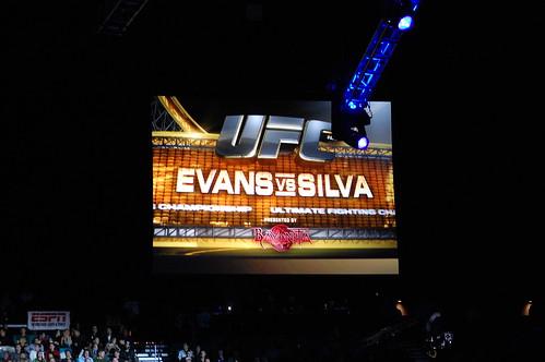 UFC 108 & Bayonetta