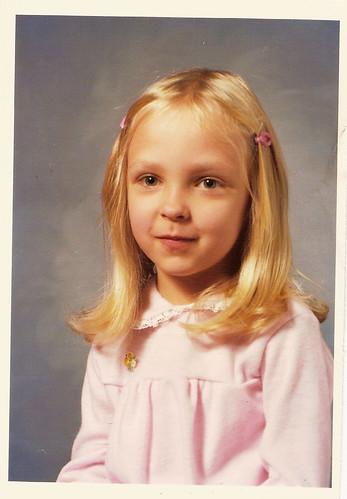 Me - Kindergarten