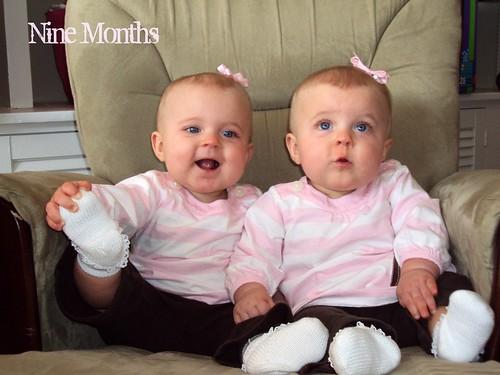 Nine months old!!