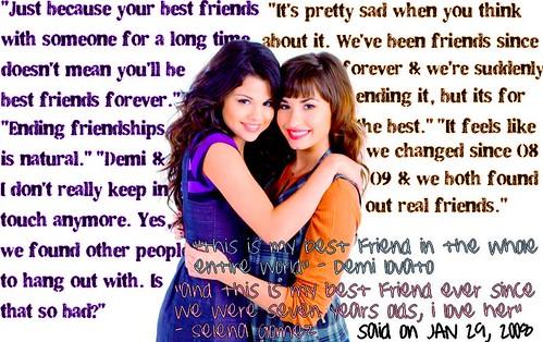 BEST FRIENDS FOREVER? ;|