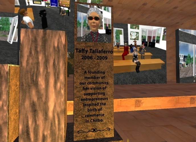 SL-Chilbo Taffy Taliaferro Memorial