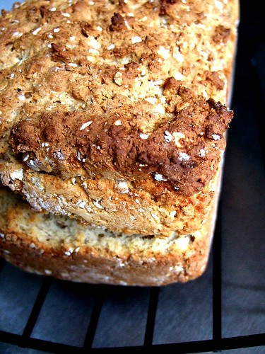 Irish oatmeal bread 1