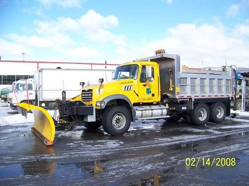 Plow Trucks (Set) · Mack Trucks (Group)