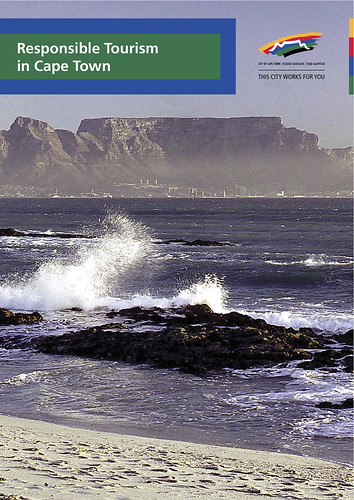 Responsible tourism in Cape Town