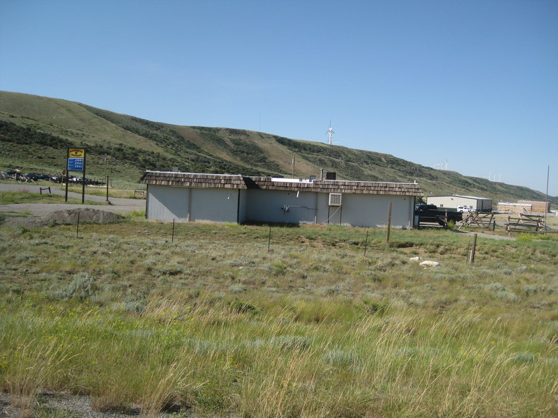 Store in Windmill Country