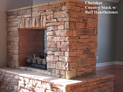 "Cherokee Country Stack Fireplace • <a style=""font-size:0.8em;"" href=""http://www.flickr.com/photos/40903979@N06/4288365710/"" target=""_blank"">View on Flickr</a>"