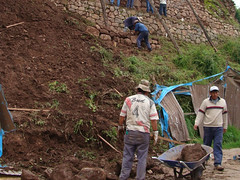 Torrential rains put more Incan sites at risk