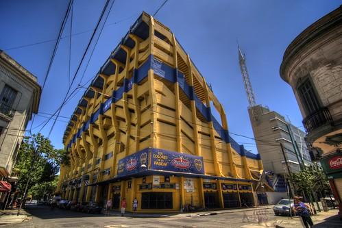 Estadio Alberto J. Armando