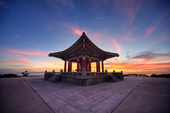 Korea Friendship Bell by Shawn S. Park
