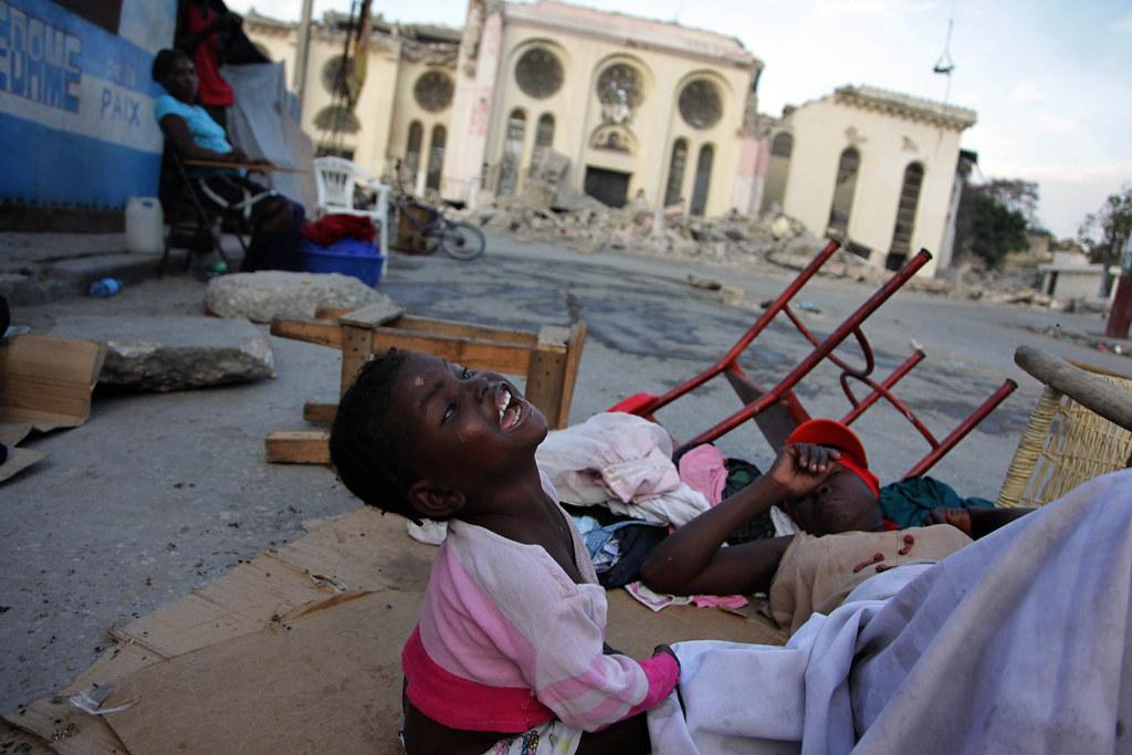 Haiti noodhulp dag 6