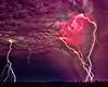 Lightning - spiced up - explore (Marvin Bredel) Tags: winter oklahoma weather electric night clouds dark january explore lightning marvin enhanced topaz kingfishercounty marvin908 topazadjust bredel marvinbredel