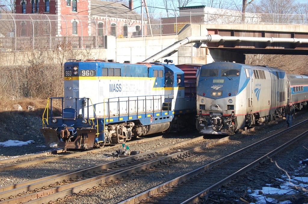 Railroad Net View Topic Massachusetts Central Railroad