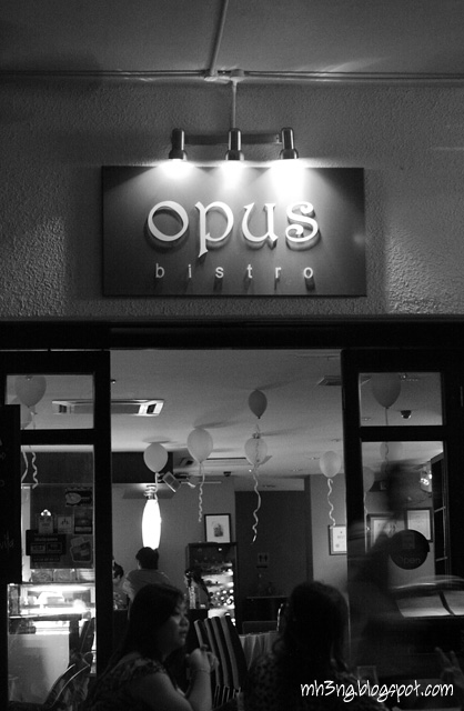 Opus 001