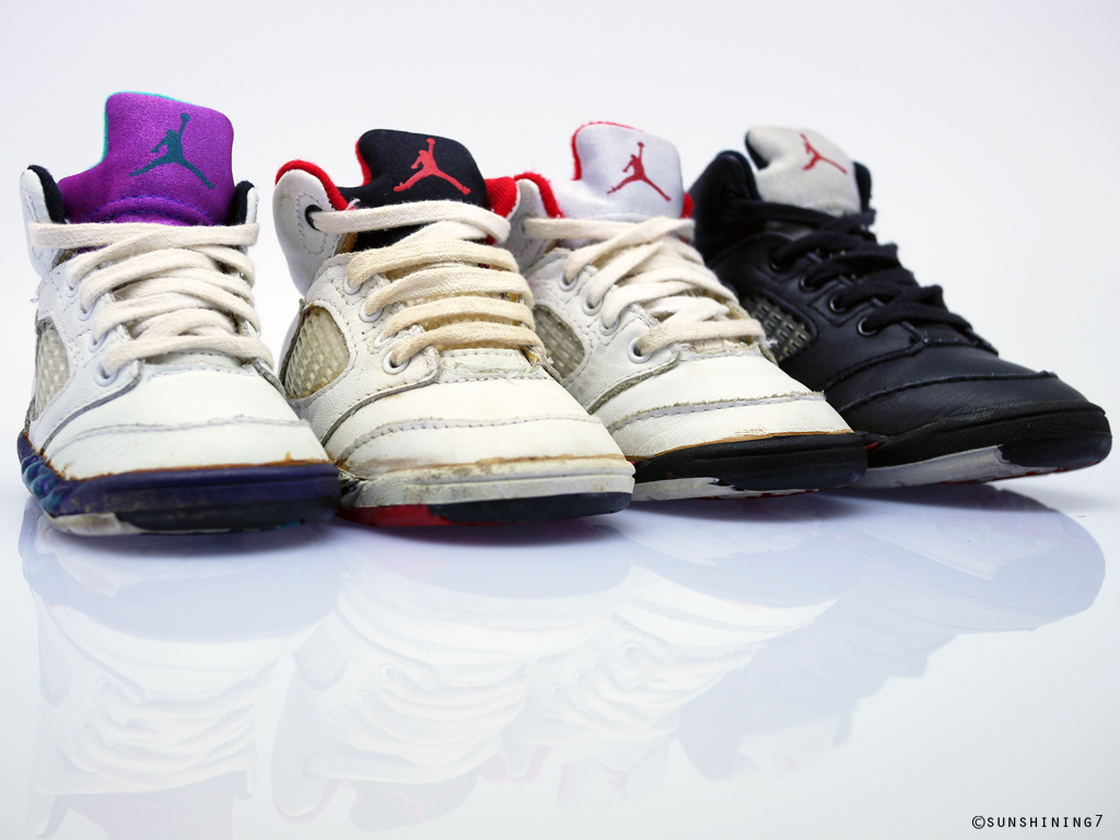 Air Jordan Chaussures Bébé 1992 Ford