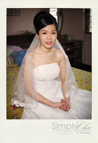 Chee Kuan ~ Wedding Day