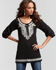INC Jersey Tunic from Macy's