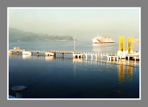 Lembar Harbour Lombok