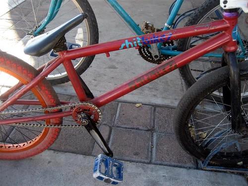Shit Bikes - BMX