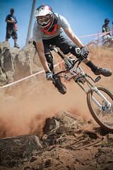 Shepparton-229 (nicholas.bucher) Tags: mountainbike victoria downhill national dh mtb vic dust shepparton