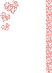 descargar e imprimir cartas decoradas para san valentin