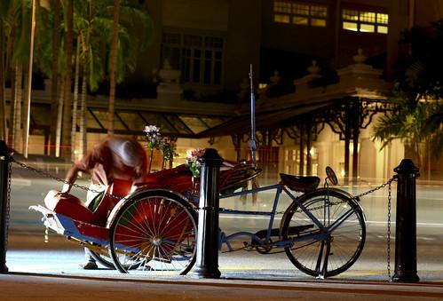 TukTuk à Georgetown - Penang